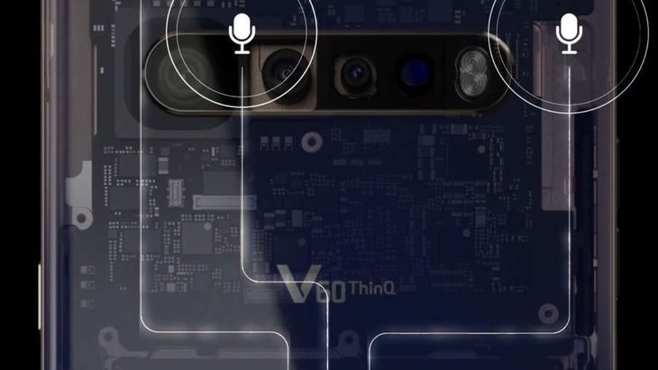 LG's V60 Is Coming with High Battery Life and Quad Camera