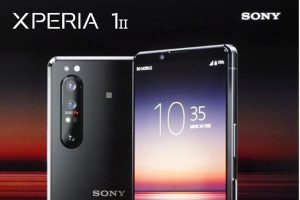 Sony Launches Triple Lens Xperia 1 II 5G Smartphone
