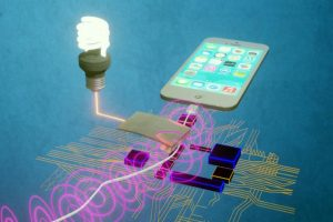 Scientists Devise Mechanism to Use Unused Energy to Power Smart Sensor Networks